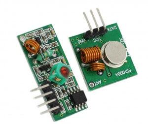 FS1000AXD-FST 433Mhz