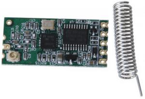 HC11,HC-11 ,HC12,serial,UART Радиомодуль HC-11 433МГц - передатчик/приемник, arduino