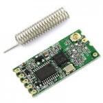 UART Радиомодуль HC-11 433МГц — передатчик/приемник