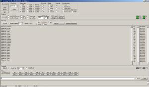 Подключение дальномера HC-SR04 к ATmega16