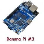 Banana Pi M3/BPI-M3 — одно платный восьмиядерный мини компьютер