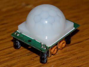 Схема подключения датчика движения HC-SR501 - MicroPi