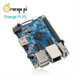 Orange PI PC — одноплатный четырёхъядерный миникомпьютер