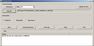 Установка Android на Orange Pi PC (2)
