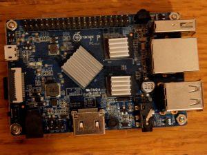 Orange PI PC 3