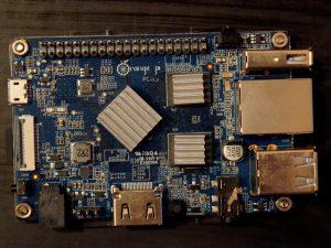 Orange PI PC 7
