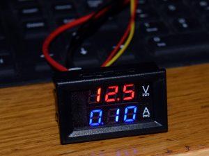 Схема подключения Вольтметр-Амперметра DSN-VC288 (5)