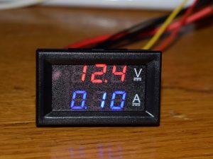 Схема подключения Вольтметр-Амперметра DSN-VC288 (6)