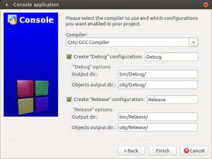 Установка и настройка Code::blocks на Banana Pi, Orange PI и Raspberry Pi под Ubuntu (6)