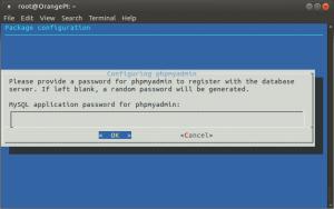 Установка и настройка LAMP на Raspberry Pi, Banana Pi и Orange Pi под Ubuntu 16.04 (15)