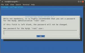 Установка и настройка LAMP на Raspberry Pi, Banana Pi и Orange Pi под Ubuntu 16.04 (3)