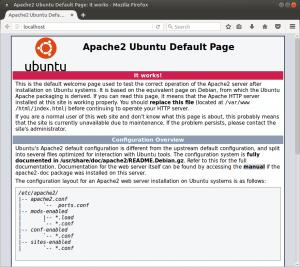 Установка и настройка LAMP на Raspberry Pi, Banana Pi и Orange Pi под Ubuntu 16.04 (5)
