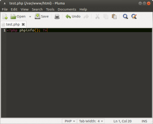 Установка и настройка LAMP на Raspberry Pi, Banana Pi и Orange Pi под Ubuntu 16.04 (8)