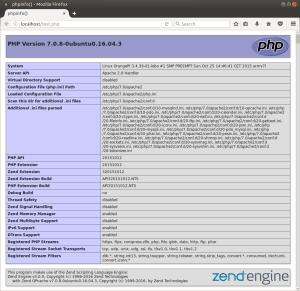 Установка и настройка LAMP на Raspberry Pi, Banana Pi и Orange Pi под Ubuntu 16.04 (9)