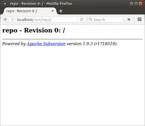Установка и настройка Subversion (SVN) на Raspberry Pi, Banana Pi и Orange Pi под Ubuntu 16.04