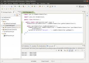 Установка Rx Tx библиотек на Banana Pi, Orange PI и Raspberry Pi под Ubuntu Eclipse