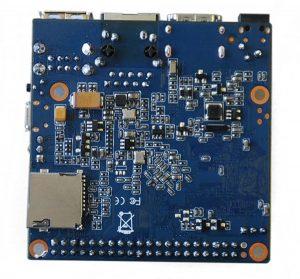 Banana PI M2 Plus/BPI-M2 Plus - одно платный четырёх-ядерный мини компьютер