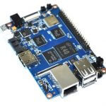 Banana PI M2 Ultra/BPI-M2 Ultra — одноплатный четырехъядерный мини компьютер