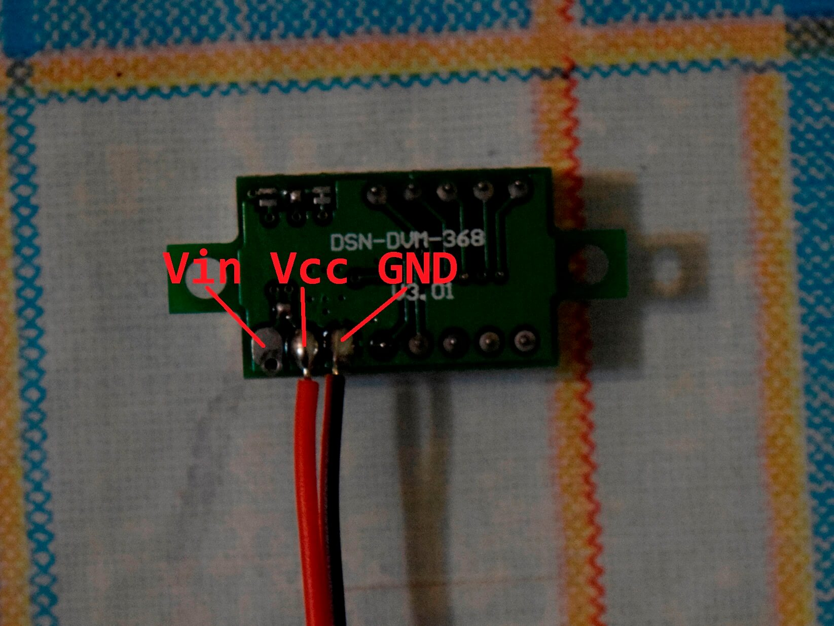 схема вольтметра с lcd дисплеем