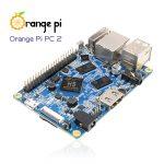 Orange Pi PC 2 — 4-х ядерный мини компьютер на базе ARM Cortex-A53 с поддержкой 64-битных инструкций