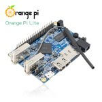 Orange Pi Lite — четырёх-ядерный мини ПК с Wi-Fi