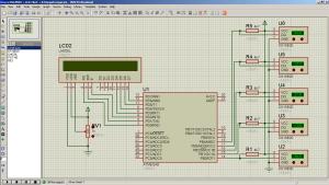 Подключение нескольких DS18B20 к ATmega8 на разные выводы (NxN)