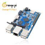 Orange Pi Plus — четырёх-ядерный мини ПК с Wi-Fi, SATA и 8GB eMMC