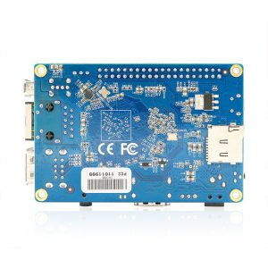 Orange Pi PC 2 back