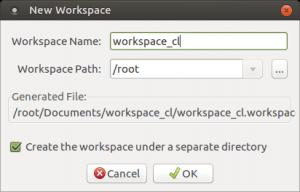 Установка и настройка CodeLite на Banana Pi, Orange PI и Raspberry Pi под Ubuntu (10)