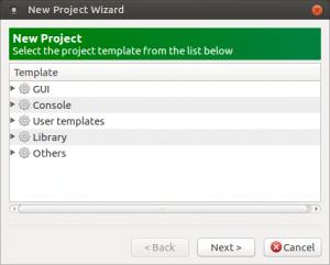 Установка и настройка CodeLite на Banana Pi, Orange PI и Raspberry Pi под Ubuntu (12)