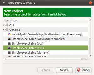Установка и настройка CodeLite на Banana Pi, Orange PI и Raspberry Pi под Ubuntu (13)