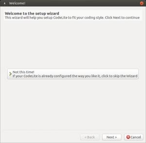 Установка и настройка CodeLite на Banana Pi, Orange PI и Raspberry Pi под Ubuntu (2)