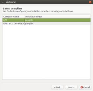 Установка и настройка CodeLite на Banana Pi, Orange PI и Raspberry Pi под Ubuntu (5)