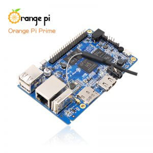 Orange Pi Prime - 4-х ядерный мини компьютер на базе H5 Quad-core ARM Cortex-A53