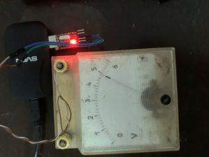 Преобразователь USB-UART на базе CH340G (5В)