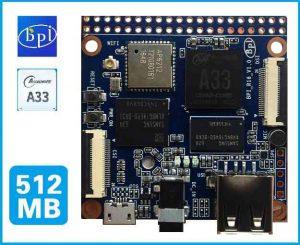 Banana Pi M2M BPI-M2M - A33