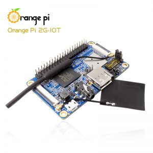 Orange Pi 2G-IOT ARM Cortex-A5 32bit