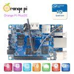 Orange Pi Plus 2E — мини компьютер с 16 ГБ eMMC и без SATA
