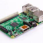 Raspberry Pi 1 Model B+ Plus — первый одноплатный мини-компьютер Raspberry Pi с 4 портами USB и GPIO на 40 пин