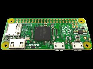 Raspberry Pi Zero V 1.2 - microUSB, mini HDMI
