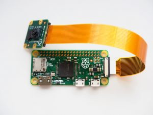 Raspberry Pi Zero V 1.2 - OLYMPUS DIGITAL CAMERA