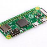 Raspberry Pi Zero — самый маленький Raspberry Pi мини-компьютер