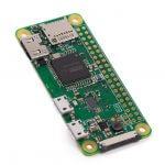 Raspberry Pi Zero W (Wireless) — самый маленький Raspberry Pi мини-компьютер с Wi-Fi и Bluetooth 4.1