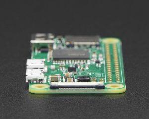 Raspberry Pi Zero W - CSI