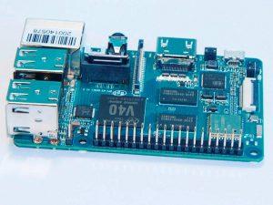 Banana Pi M2 Berry (BPI-M2 Berry) - аналог Raspberry Pi 3 model B от Banana PI - GPIO
