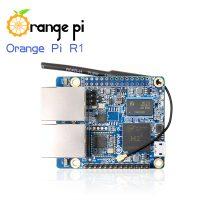 Orange Pi R1 - вид сверху