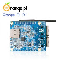 Orange Pi R1 - вид снизу