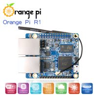 Orange Pi R1 - одноплатный компьютер с двумя портами Ethernet