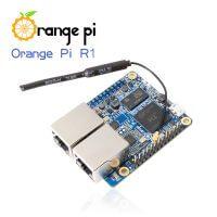Orange Pi R1 - одноплатный компьютер с двумя портами Ethernet (Allwinner H2+)