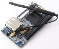 Orange Pi i96 - одноплатный ПК для интернета вещей - Кнопка